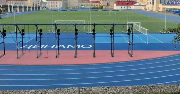 Для финалистов «Гвардии» в Ижевске подготовили уникальную полосу препятствий