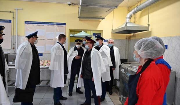 Прокурор Волгоградской области посетил СИЗО и две колонии в Ленинске