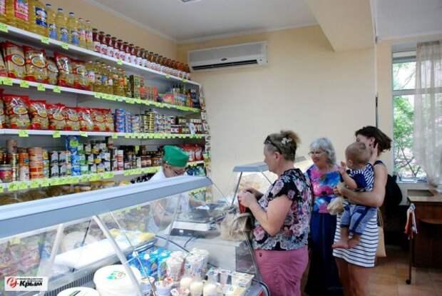 Даже в Крыму дешевле, чем на Украине