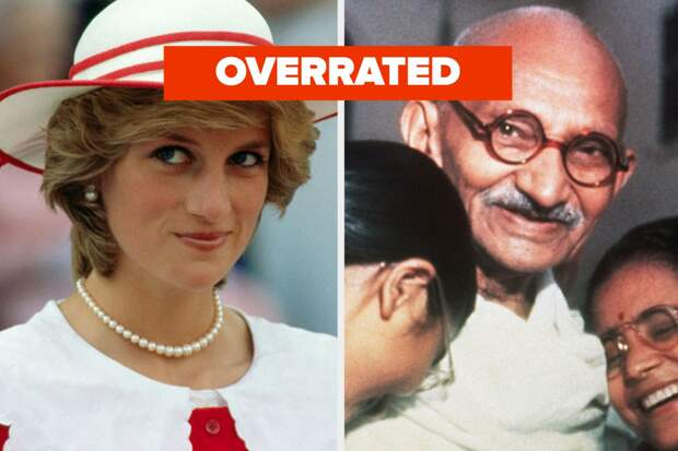 People Are Sharing The Historical Figures They Feel Are Overrated And I Have To Agree