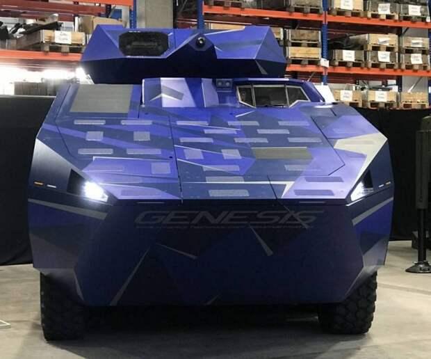 По заветам «Фердинанда»: в США готовы принять на вооружение гибридную Bradley