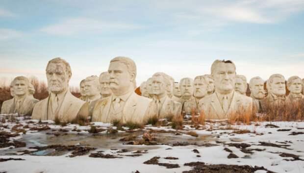 От танков и телефонных будок до президентов США — самые необычные кладбища мира