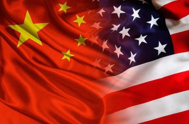 США КНР