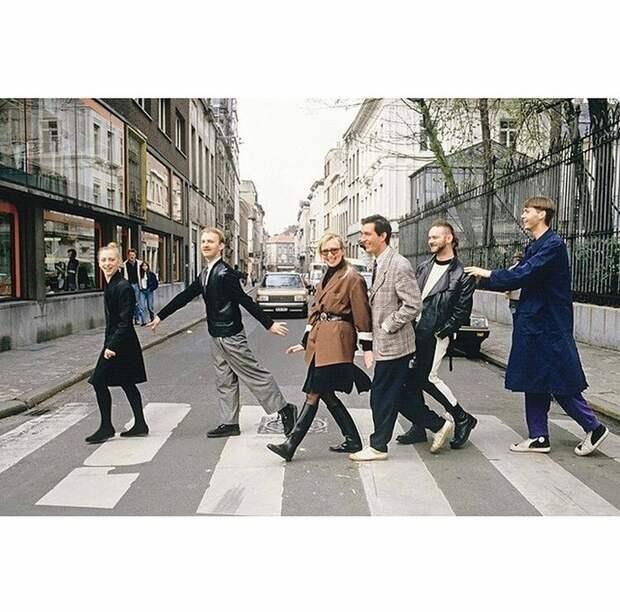 Что такое антверпенская шестерка. И почему она оказала огромное влияние на мир моды.