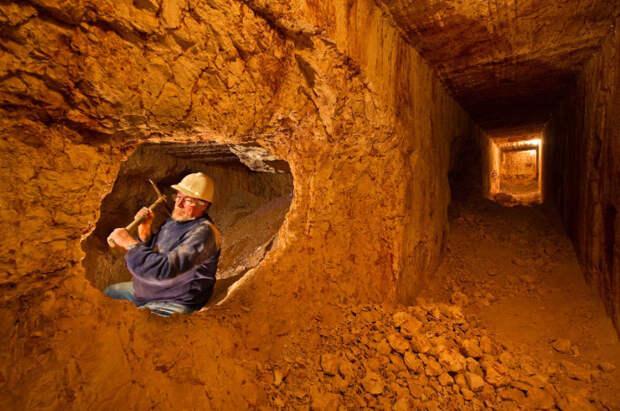 История появления города началась в 1915 году с поисков месторождения золота / Фото: beton44korolev.ru