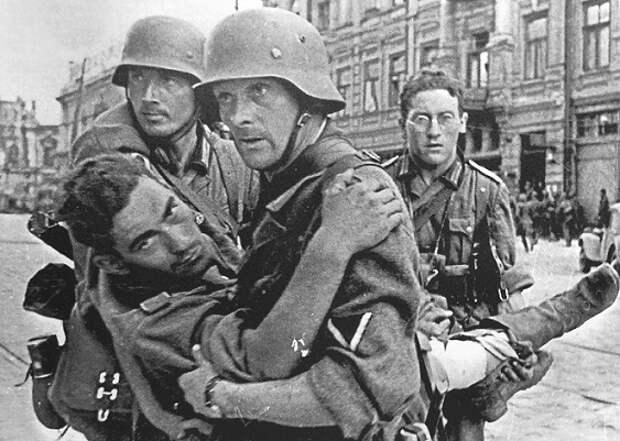 Секретный приказ Гитлера: правда ли, что немцы добивали собственных раненых