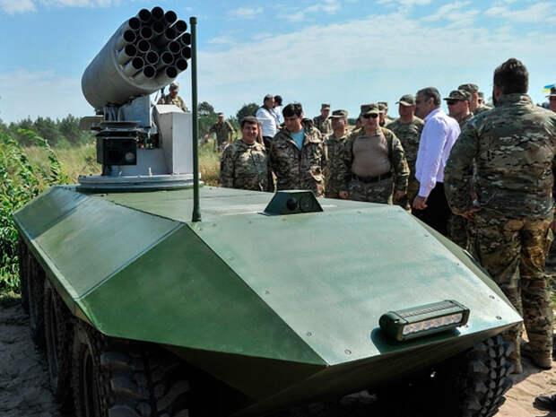 Урок маркетинга от Турчинова: «если наше оружие увидят враги, они будут сдаваться, не дожидаясь огня!»