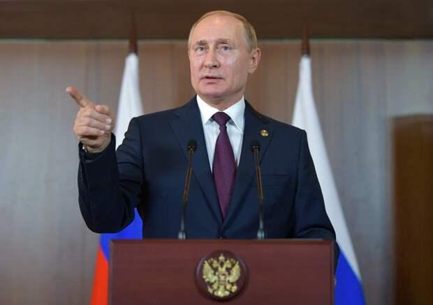 Шах и мат: Путин навсегда лишает Запад соблазна поуправлять Россией со стороны