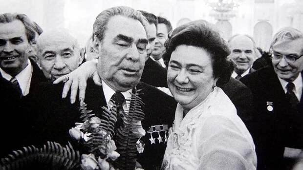 Свадьба конца советского века: Галина Брежнева и Юрий Чурбанов на колесе Фортуны