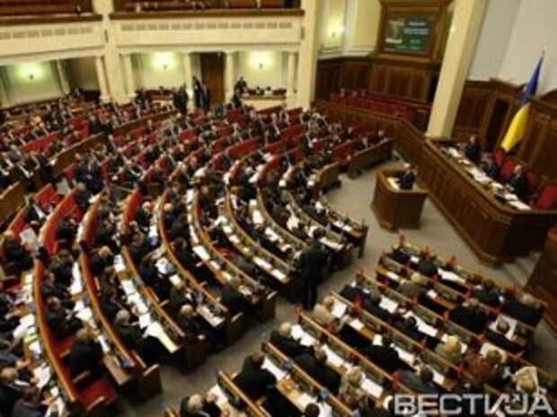Кабмин предлагает Раде отменить внеблоковый статус Украины