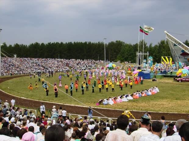 В Ижевске впервые пройдет фестиваль татарской культуры «Сабантуй Fest»
