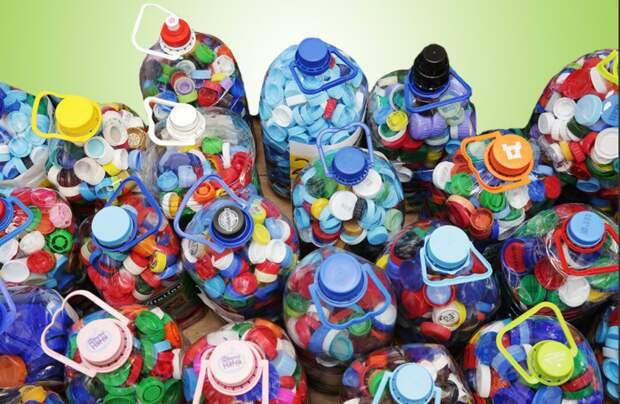 В Сигнальном проезде собрали 3750 килограмм пластика для проекта «Добрые крышечки»