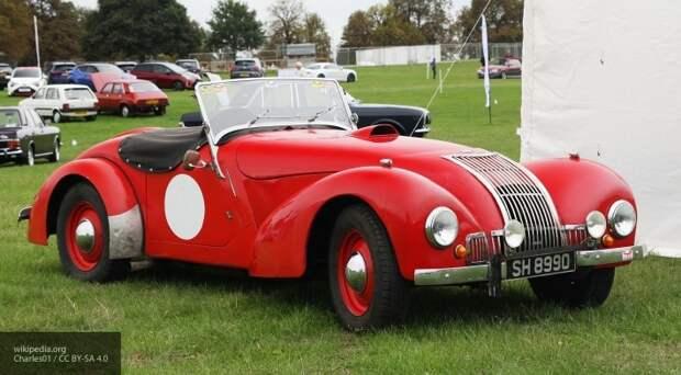 Названы самые роскошные авто послевоенной эпохи