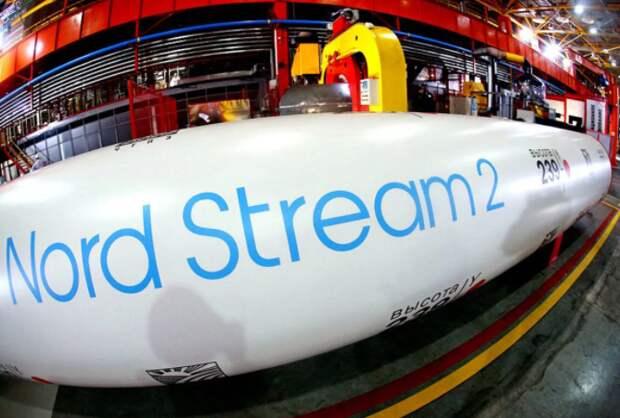 """США требуют от компаний, участвующих в """"Северном потоке-2"""", прекратить эту работу"""