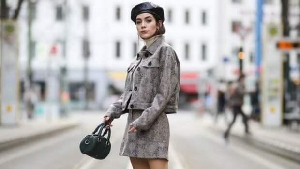 Модные береты – осень 2021: тренды, новинки сезона