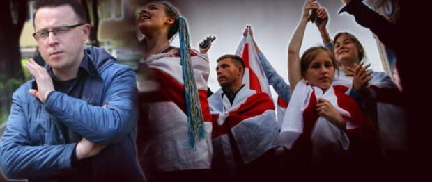 «Подотритесь своим флагом и ходите дальше» – Дроздов разочарован Беломайданом