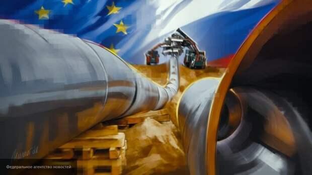 Светов указал причины, почему ЕС не пойдет против санкций США к «Северному потоку-2»