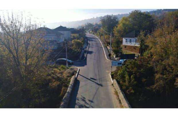 Строительство подъездной дороги к Каларашовскому монастырю близится к завершению