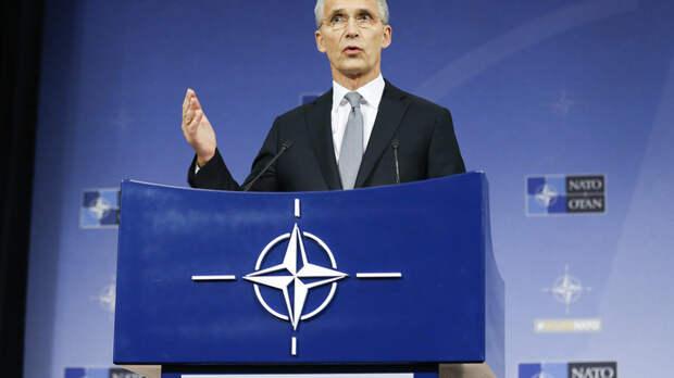 Мы озабочены усилением России в Черном море - генсек НАТО