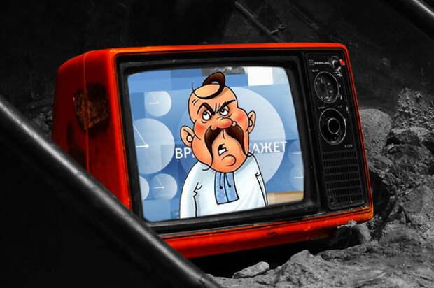 Для кого и чего делаются политические ток-шоу на российском ТВ