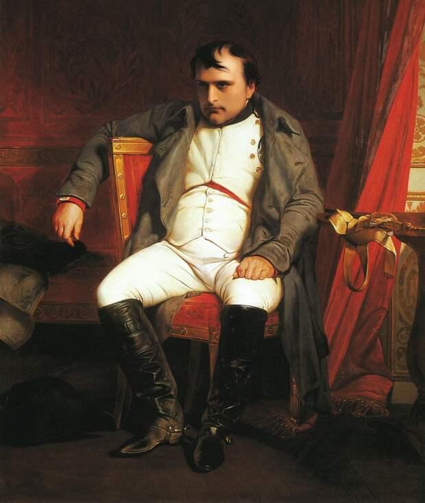 Как русский генерал спас жизнь Наполеону