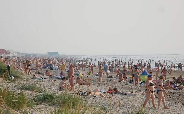 Российским туристам вместо Турции предлагают Белое море