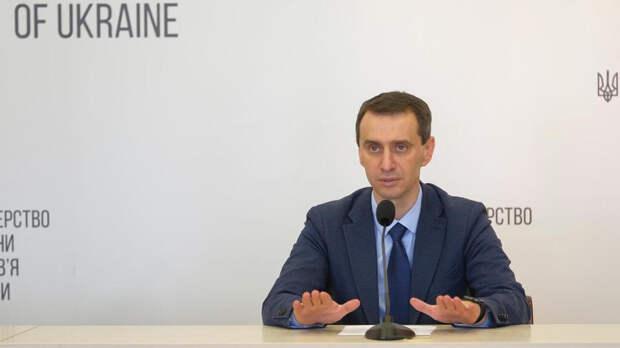Привитый препаратом Covishield главный санитарный врач Украины заразился COVID-19