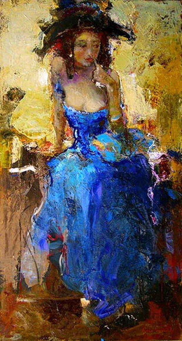 Мечтательная леди (Dreamy Lady) 2007