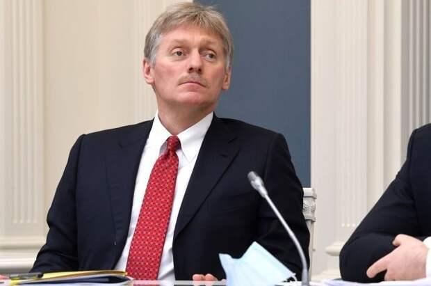 Песков прокомментировал данные Bloomberg о третьей волне COVID в России