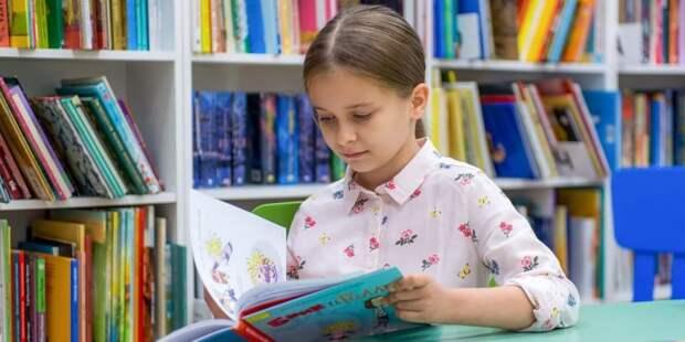 В Лосиноостровском прошел день открытых дверей библиотеки № 68. Фото: mos.ru