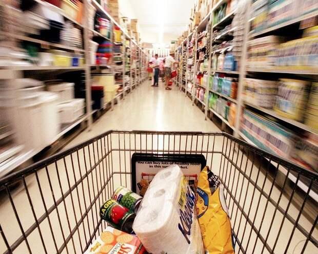 В России объяснили рост цен на продукты