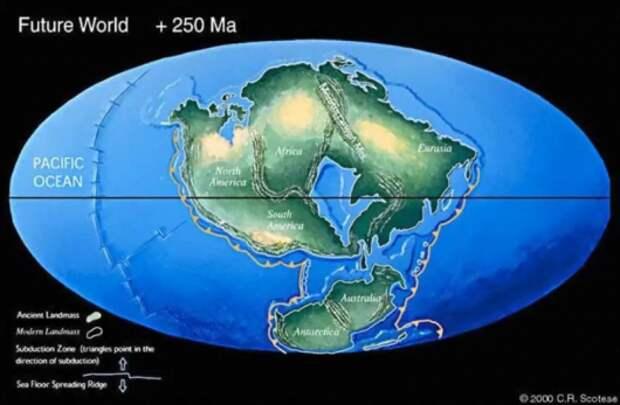 41 невероятное предсказание того, что произойдет в ближайшие 7 миллиардов лет