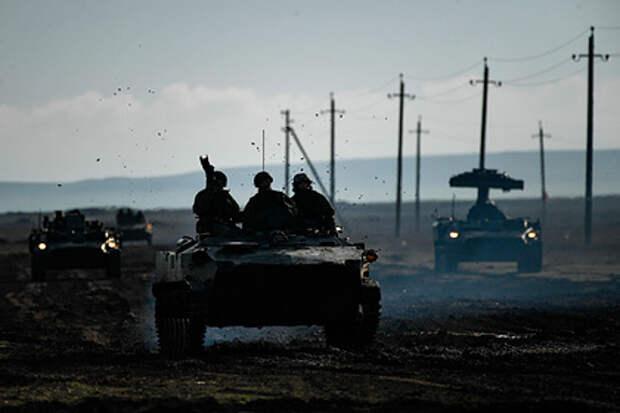 Спрогнозированы действия России в случае возобновления войны в Донбассе