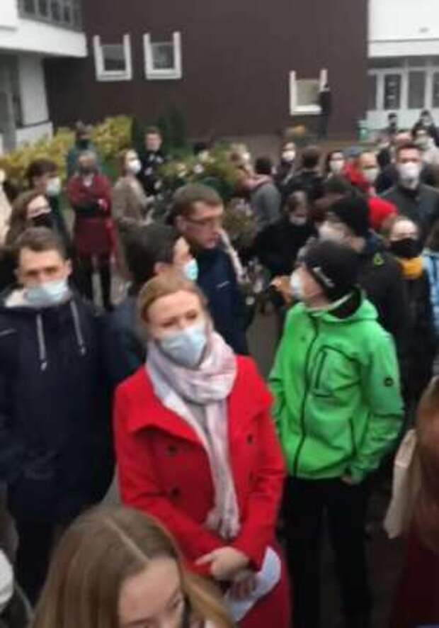Белорусские студенты в шоке: Батька жестко наказывает майданутых