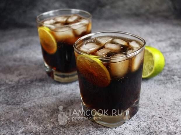 Коктейль «Куба Либре» — рецепт с фото пошагово