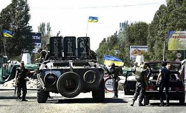 Боевики при поддержке РФ контратакуют по трем направлениям: карта