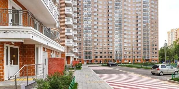 Собянин рассказал о реализации программы реновации в Северном Измайлове / Фото: М.Денисов, mos.ru