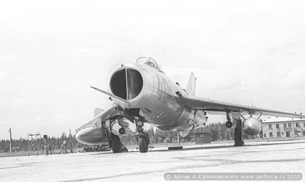 Воздушный парад в Тушино 1961 года и летчики Кубинки