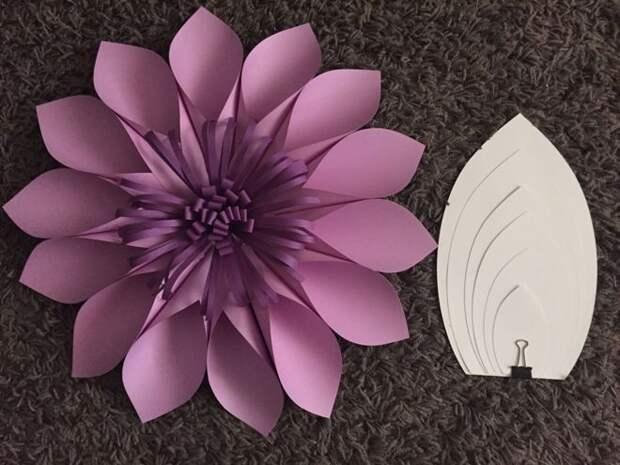 Панно из бумаги – современный стиль вашего интерьера (75 фото)