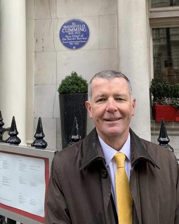 Глава британской разведки MI6 Ричард Мур назвал Россию «объективно ослабевающей» страной