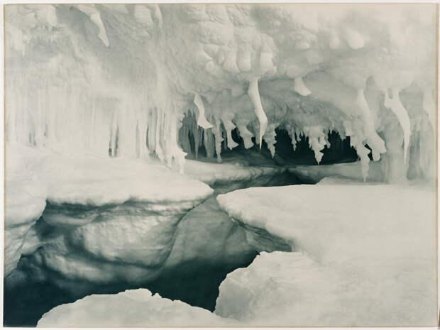 Первая Австралийская антарктическая экспедиция в фотографиях Фрэнка Хёрли 1911-1914 12