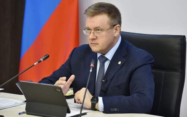 Николай Любимов дал поручения по борьбе с травяными палами в Рязанской области