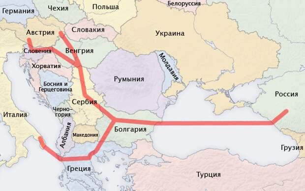 Грустный гость на турецком празднике: как Болгария упустила огромную прибыль от российского газа