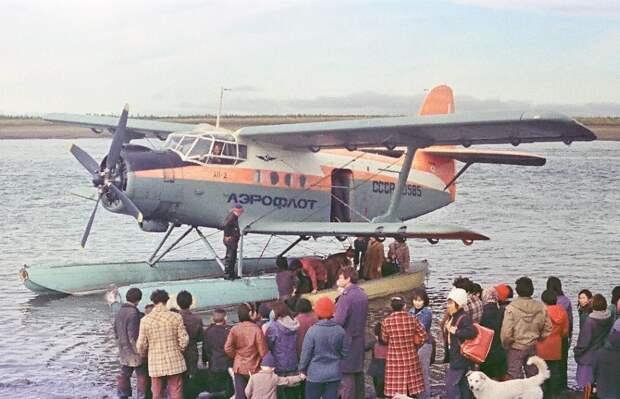 Гидросамолёт Ан-2В