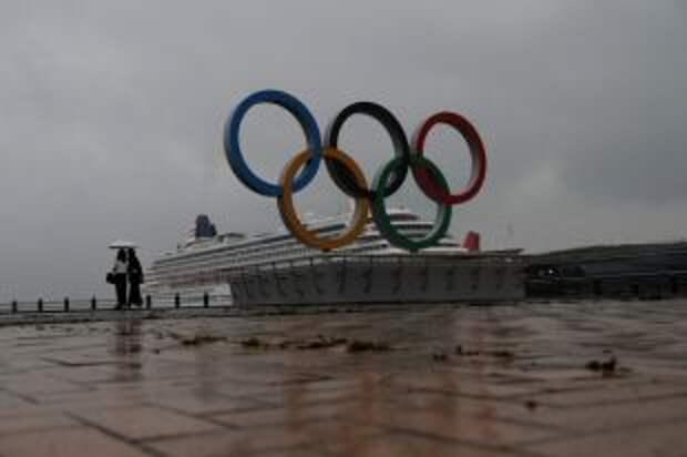 На церемонию открытия Олимпиады в Токио могут допустить только VIP-персон
