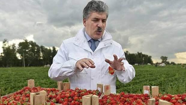 Как Павел Грудинин за несколько лет потерял жену, партнеров, ЗАО «Совхоз имени Ленина» и миллиард