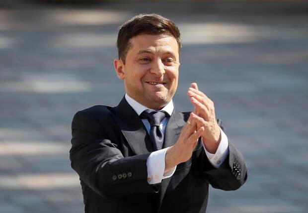 Рейтинг Владимира Зеленского рухнул ниже 15 процентов