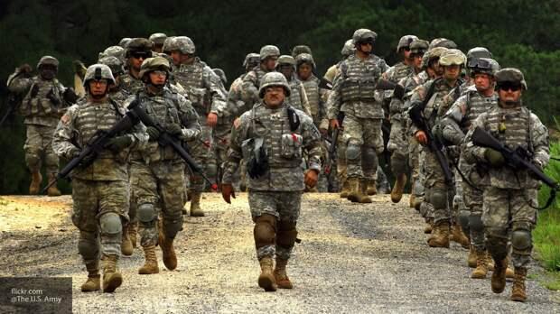 Суслов объяснил, почему США не стремятся перемещать войска из ФРГ в Польшу