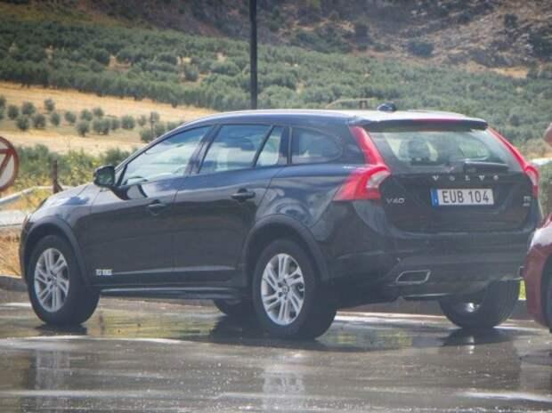 Volvo V60 превратили в кроссовер