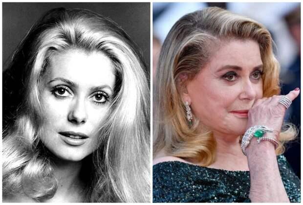 6 знаменитых женщин, которые прекрасны в свои 60+